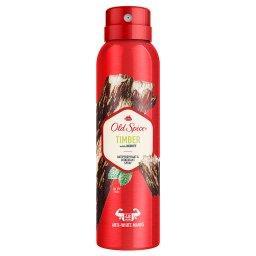 Timber Antyperspirant i dezodorant w sprayu
