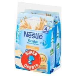 Kaszka mleczno-ryżowa o smaku waniliowym po 4 miesiącu 460 g