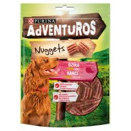 Nuggets Karma dla dorosłych psów o smaku dzika