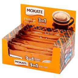 3in1 Brown Sugar Rozpuszczalny napój kawowy w proszku 255 g