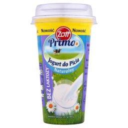 Primo Jogurt do picia naturalny bez laktozy