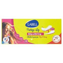 Slip & String 2 w 1 Wkładki higieniczne 30 sztuk