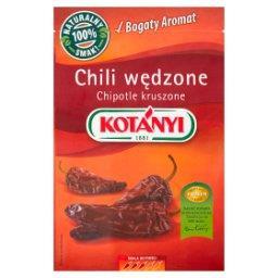 Chili wędzone chipotle kruszone
