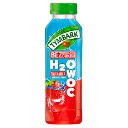 H2Owoc Napój truskawka winogrono jabłko