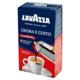 Crema E Gusto Mieszanka mielonej kawy palonej