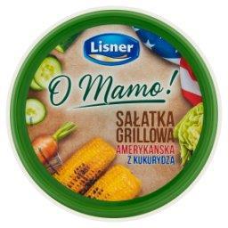 O Mamo! Sałatka grillowa amerykańska z kukurydzą
