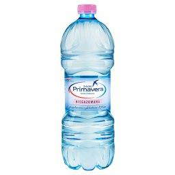 Woda źródlana niegazowana 1 l
