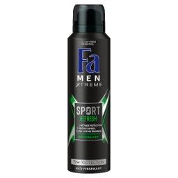 Men Xtreme Sports Antyperspirant w sprayu