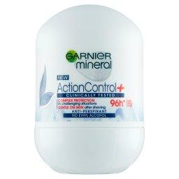 Mineral Action Control+ Antyperspirant w kulce