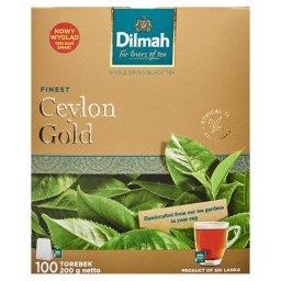 Ceylon Gold Klasyczna czarna herbata 200 g