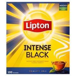 Intense Black Herbata czarna  (100 torebek)