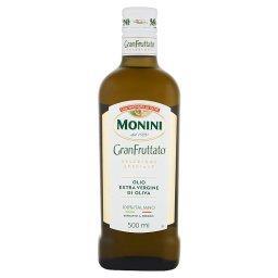 GranFruttato Oliwa z oliwek najwyższej jakości z pierwszego tłoczenia