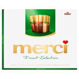 Finest Selection Kolekcja czekoladek z migdałami