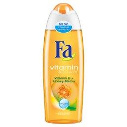 Fa Vitamin & Power Vitamin B + Honey Melon Żel pod prysznic 250 ml
