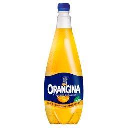 Original Napój gazowany z sokiem i miąższem pomarańczy 1,4 l