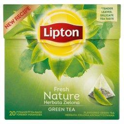 Fresh Nature Herbata zielona aromatyzowana  (20 torebek)