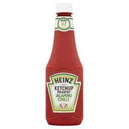 Ketchup pikantny jalapeño chilli