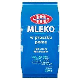 Mleko w proszku pełne
