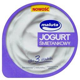 Jogurt śmietankowy