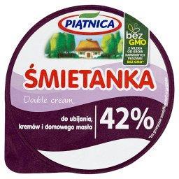 Śmietanka do ubijania kremów i domowego masła 42%