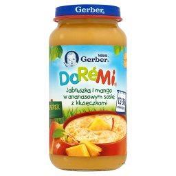DoReMi Deserek Jabłuszka i mango w ananasowym sosie z kluseczkami 12-36 miesięcy