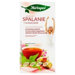Spalanie + oczyszczanie Suplement diety herbata Pu-E...
