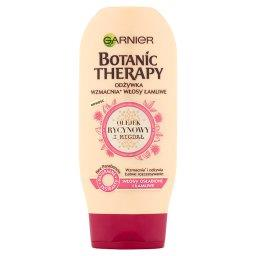 Botanic Therapy Odżywka do włosów osłabionych i łamliwych Olejek rycynowy i migdał