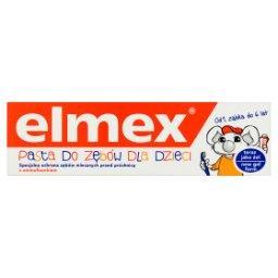 Pasta do zębów dla dzieci z aminofluorkiem od 1 ząbk...