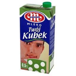 Twój Kubek Mleko UHT 0,5% 1 l