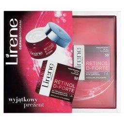 Retinol D-Forte Zestaw kosmetyków