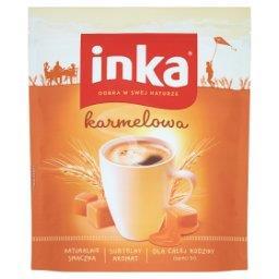 Rozpuszczalna kawa zbożowa z karmelem