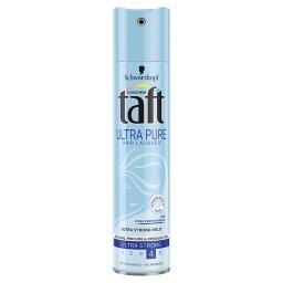 Taft Ultra Pure Lakier do włosów 250 ml