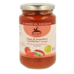 Bio Sos pomidorowy Arrabiata Alce Nero 350 g