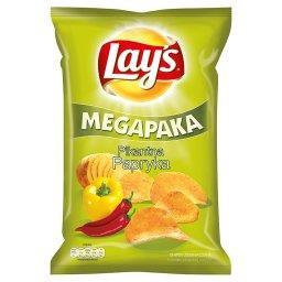 Pikantna Papryka Chipsy ziemniaczane