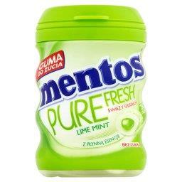 Pure Fresh Lime Mint Guma do żucia bez cukru  (30 sz...
