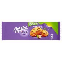 Pieguski Choco Cookie Nut Ciasteczka z kawałkami czekolady mlecznej i orzechami