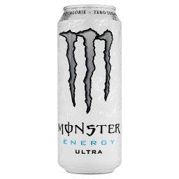 Ultra Gazowany napój energetyczny