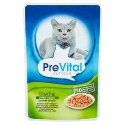 Sterile Karma dla kotów po sterylizacji