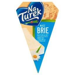 Nasz Brie naturalny Ser