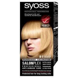 SalonPlex Farba do włosów Bardzo jasny blond 9-1