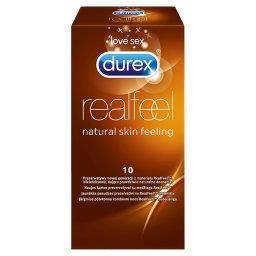 Real Feel Prezerwatywy 10 sztuk