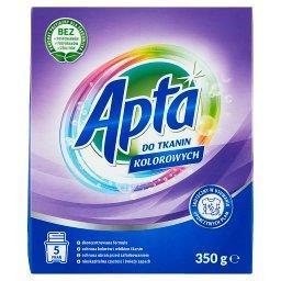 Proszek do prania tkanin kolorowych (5 prań)