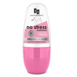 Deo antiperspirant w kulce No Stress Cashmere 24h 50 ml