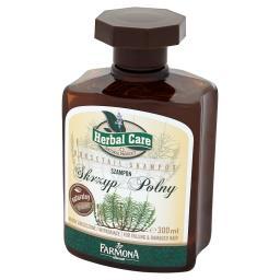 Herbal Care Szampon Skrzyp Polny włosy zniszczone i wypadające