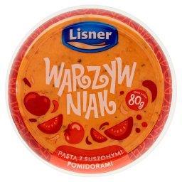 Warzywniak Pasta z suszonymi pomidorami