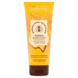 Manuka Honey Nutri Elixir Pianka do mycia twarzy oczyszczająco-nawilżająca