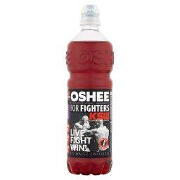 For Fighters Napój izotoniczny niegazowany o smaku czarnej porzeczki