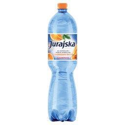 Ze smakiem pomarańczy Napój gazowany 1,5 l