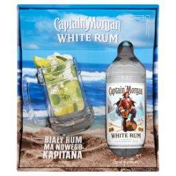 White Rum  + Kufel Zestaw