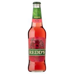 Piwo o smaku maliny i granatu